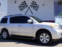 Options:  2012 Nissan Armada Platinum 4X2 4Dr