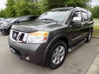 CARFAX 1-Owner. Platinum trim. Sunroof, NAV, 3rd Row