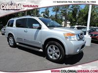 Check out this 2012 Nissan Armada Platinum which is a