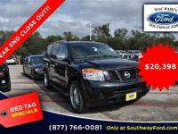 Tried-and-true, this Used 2012 Nissan Armada SL makes