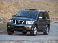Bohn Hyundai presents this 2012 NISSAN ARMADA 4DR SUV