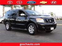 Gosch Auto Group is excited to offer this 2012 Nissan