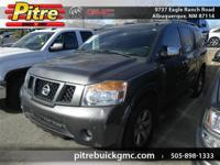 Options:  2012 Nissan Armada Gray|Attention!! New