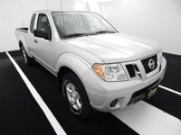 Certified by Legacy! This Frontier SV King Cab 4x4 is a