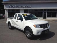 Check out this gently-used 2012 Nissan Frontier we