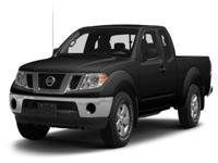 Take command of the road in the 2012 Nissan Frontier!