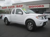 Options:  2012 Nissan Frontier
