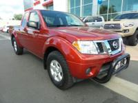 PREMIUM & KEY FEATURES ON THIS 2012 Nissan Frontier