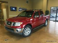 Options:  2012 Nissan Frontier Crew Cab Sl Pickup 4D 5