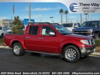 Options:  2012 Nissan Frontier|Red|You Need To See This
