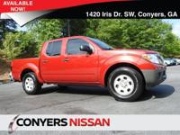 Check out this 2012 Nissan Frontier S. Its Automatic