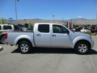 Options:  2012 Nissan Frontier S|Rear Wheel Drive|