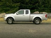 Brilliant Silver 2012 Nissan Frontier SV 4WD 5-Speed