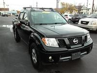 2012 Nissan Frontier **CLEAN CAR FAX**, **NEW TIRES**,