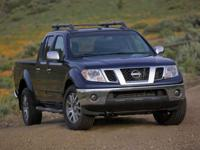 New Arrival! This Nissan Frontier is Certified