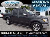 This 2012 Nissan Frontier SL wins our praise for its