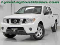(Stk# 4-3111RP) 2012 Nissan Frontier Crew Cab SV 2wd.