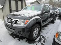 Options:  2012 Nissan Frontier Sv V6 4X4 4Dr Crew Cab