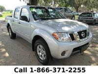 2012 Nissan Frontier SV Features: 22k miles - NOT