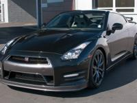 2012 Nissan GT-R Premium  Model: 	GT-R Engine: 	3.8L V6