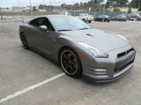 EXCELLENT CONDITION! Here is a GT-R Black Edition in