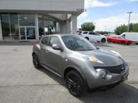 New Price! Clean CARFAX. Gun Metallic 2012 Nissan Juke