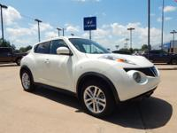 CARFAX One-Owner. Clean CARFAX. White Pearl 2012 Nissan