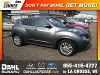 2012 Nissan Juke SV AWD CARFAX One-Owner. Clean CARFAX.