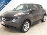 This affordable 2012 Nissan Juke is loaded with the
