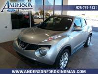 Gun Metallic 2012 Nissan Juke S FWD CVT with Xtronic