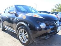 This 2012 Nissan JUKE 4dr 5dr Wagon CVT S FWD features