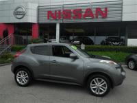 Includes a CARFAX buyback guarantee*** This Juke has