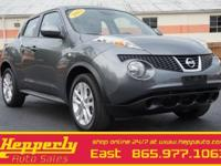 CARFAX One-Owner. This 2012 Nissan Juke S in Gun