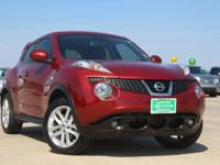 This 2012 Nissan JUKE SL is offered to you for sale by