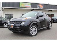 This beautiful 2012 Nissan Juke SV AWD is a 1 Owner.
