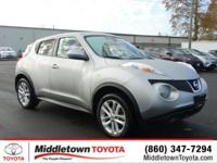 Check out this gently-used 2012 Nissan JUKE we recently