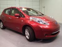 2012 Nissan Leaf SL ** Navigation ** Dual Port Charging