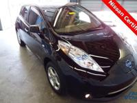 2012 Nissan Leaf SV ** REAR VIEW CAMERA ** This