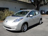 Join the electric car revolution. Fun to drive and