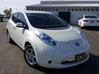 SUPER LOW MILES /// VERY CLEAN LOCAL TRADE !!!. Leaf