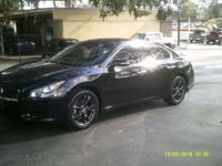 Options:  2012 Nissan Maxima |Clean Maxima Custom Rims