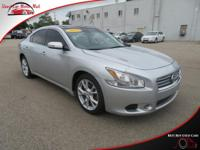TECHNOLOGY FEATURES:  This Nissan Maxima Includes