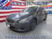 Options:  2012 Nissan Maxima 3.5 S Our Prices:You`Re
