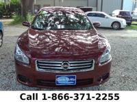 2012 Nissan Maxima 3.5 S Features: Warranty - Push