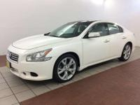2012 Nissan Maxima 3.5 SV (CVT) For Sale.Features:Front