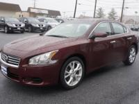2012 Nissan Maxima 4dr Car 3.5 S Our Location is: Len