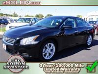 2012 Nissan Maxima 4dr Car 3.5 S Our Location is: Dave