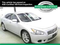 2012 Nissan Maxima S S Our Location is: Enterprise Car