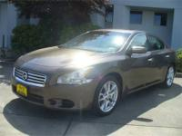This 2012 Nissan Maxima 3.5 SV w/Sport Pkg is offered