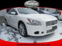 Contact Fenton Nissan of Knoxville today for